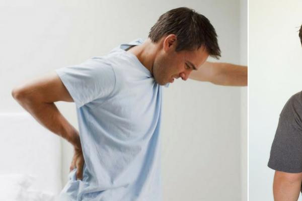 Osteopatia per il mal di schiena